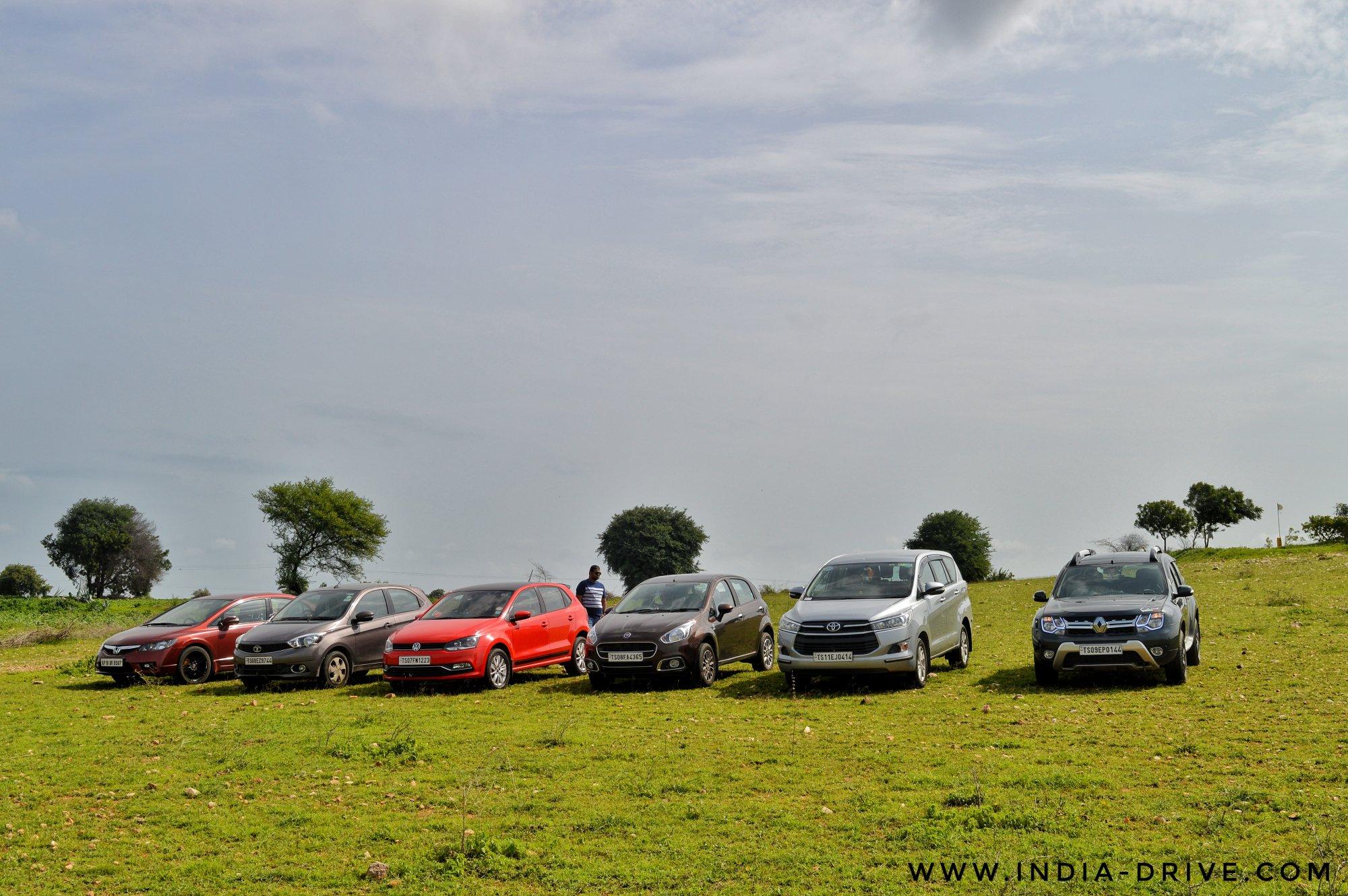 Singur Dam, India-Drive meetup