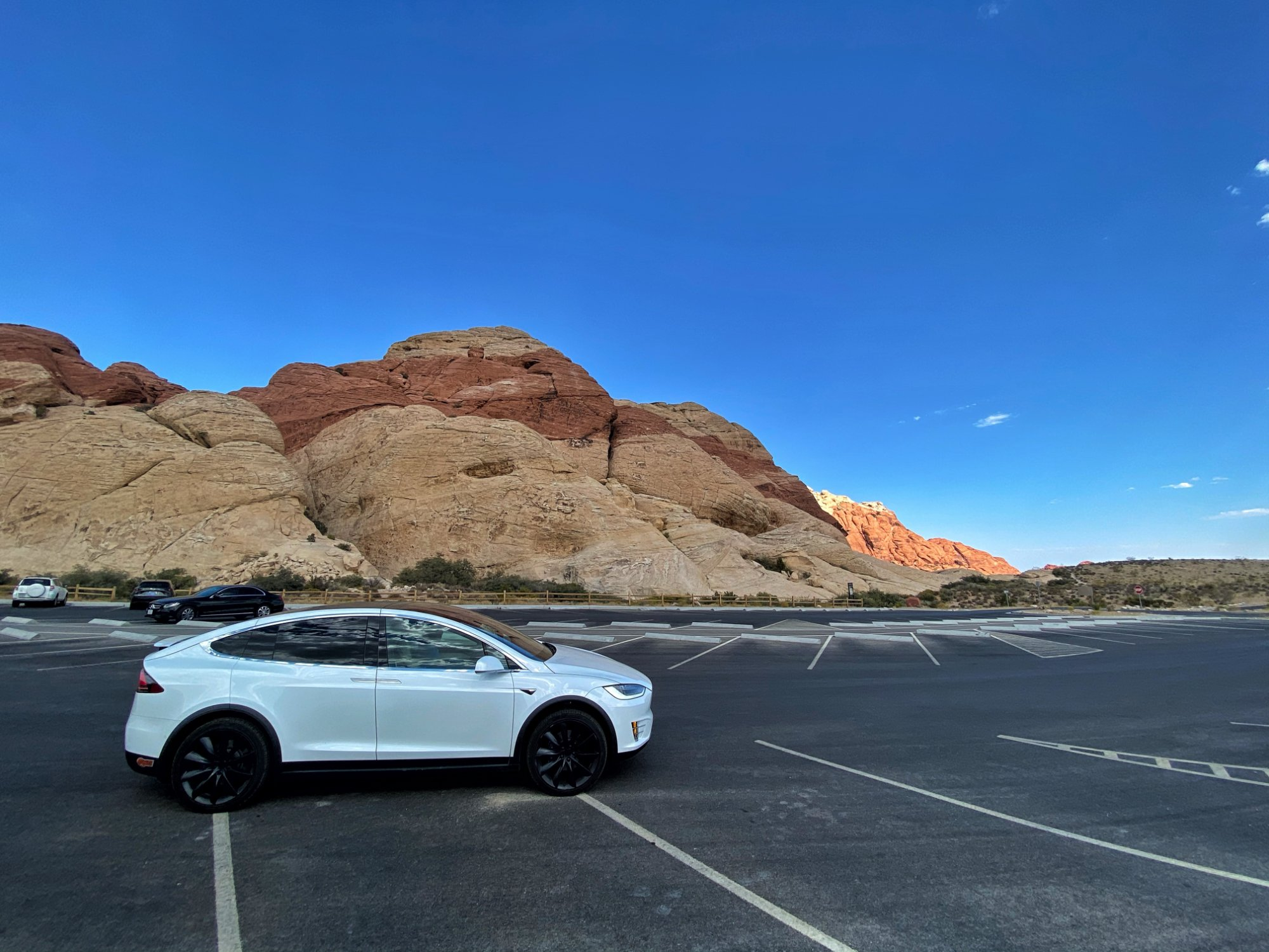 Road trips in Electric Car experience